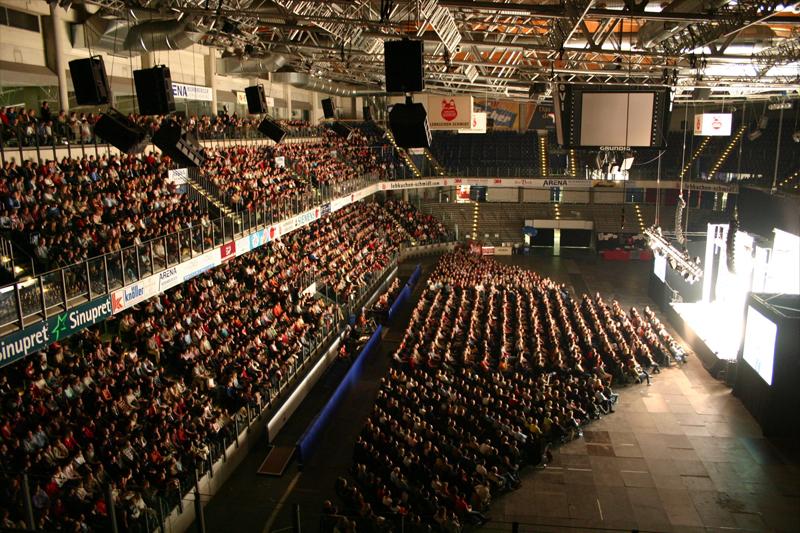 Ansichten Von Konzerten In Der Arena Nurnberger Versicherung