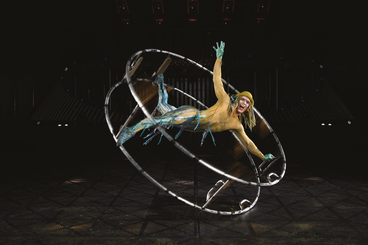 Cirque Du Soleil Nürnberg